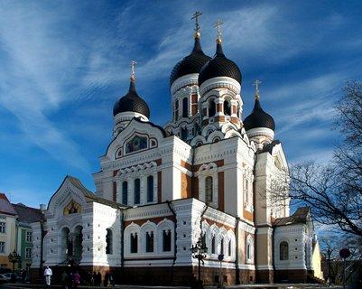 valokuva Aleksanteri Nevskin katedraali Tallinna Viro