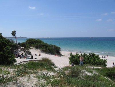 kuva alghero sardinia maria pia hiekkaranta