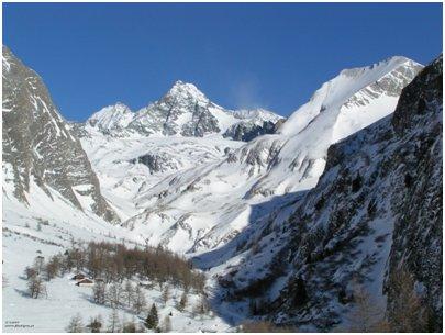 kuva Alpit Großglockner loma Alpeilla matka Itävalta