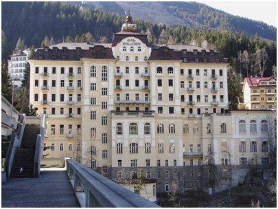 Grand Hotel de l'Europe kuva Alpit Bad Gastein lasketteluloma matka Itävalta