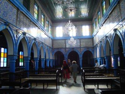 El Ghriba -synagoga - Djerba - Tunisia