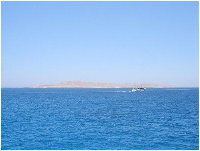 Hurghada Egypti - Pieni Giftun saari