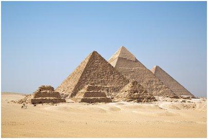 Egypti Kairo - Gizan pyramidit