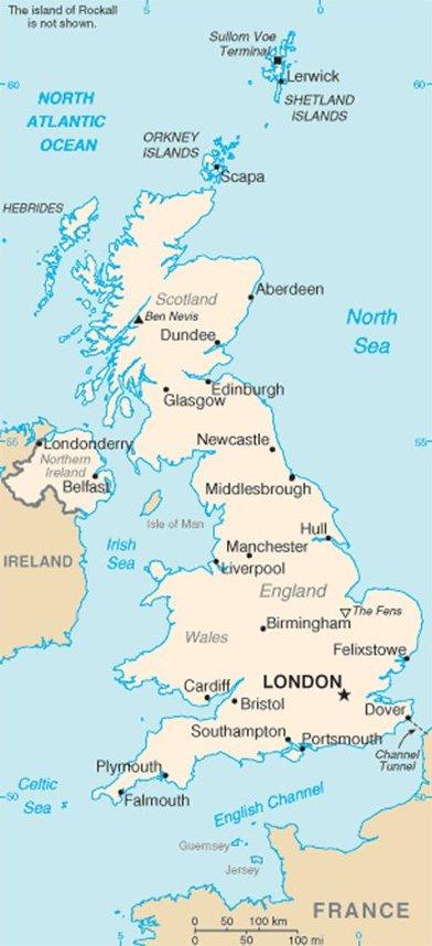 kuva Englanti Lontoo sijainti kartta kuva