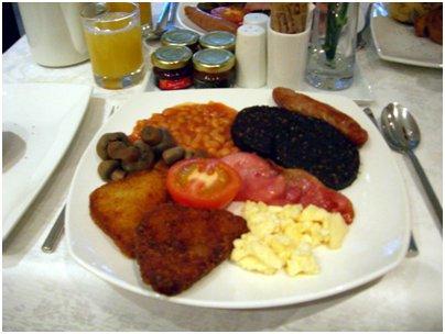 englantilainen aamiainen english breakfast englantilainen ruoka keittiö