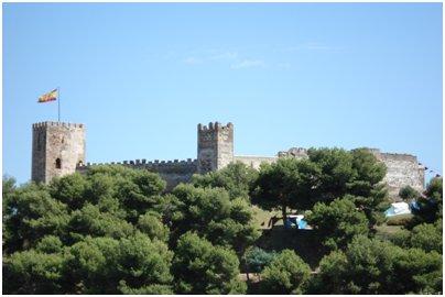 Fuengirola Sohail linna kuva