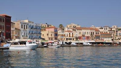 kuva Hania Kreeta Kreikka venetsialainen satama