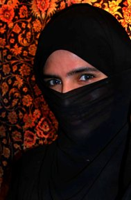 kuva hunnutettu musliminainen