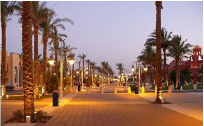 Egypti Hurghada matka - Hurghadan k�velykatu y�ll�