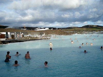 sininen laguuni blue lagoon reykjavik islanti