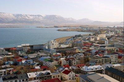 kuva Reykjavik Islanti loma matka