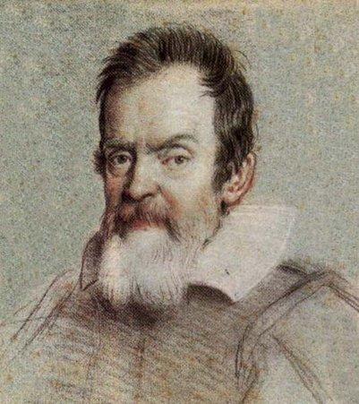 Tieteen, klassisen fysiikan ja tähtitieteen isä Galileo Galilei