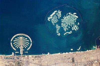 Jumeirahin palmusaari ja The World -saaristo - Dubai - Yhdistyneet Arabiemiirikunnat
