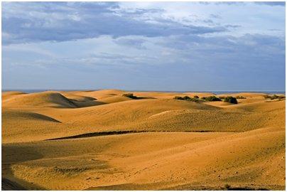 Espanja Kanariansaaret Maspalomasin hiekkadyynit Gran Canaria matka kuva