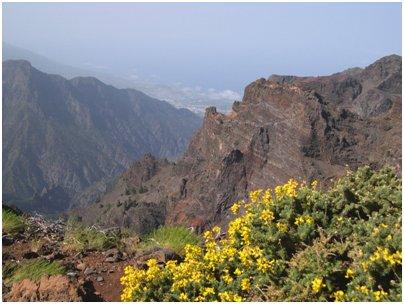 Espanja Kanariansaaret La Palma Roque de los Muchachos