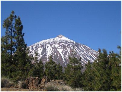 Espanja Kanariansaaret Teide tulivuori Teneriffa matka kuva
