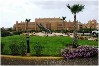 Kap Verde matka hotelli Salin saarella loma kuva