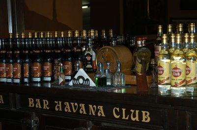 Kuubalaista Havana Club -rommia