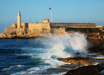 kuva El Morron linnoitus - Havanna - Kuuba