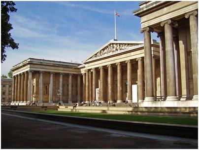 kuva Englannin kansallismuseo Lontoo london british museum
