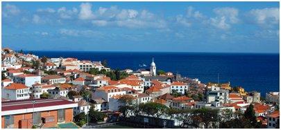 Madeira matka - Madeiran pääkaupunki Funchal
