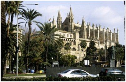 Espanja - Mallorca matka - La Seun katedraali kuva
