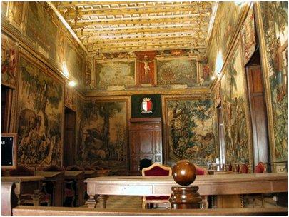 Malta matka kuva Suurmestarin palatsi