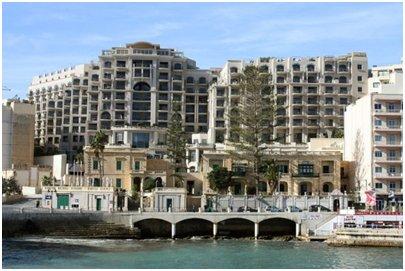 St. Juliansin hotelleja Maltalla