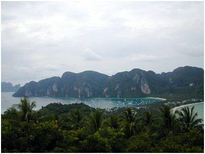 Phi Phi saari loma kuva Phuket Thaimaan matka