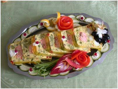 ranskalainen ruoka basilikalohimureke ranskalainen keittiö Ranska Pariisi loma matka