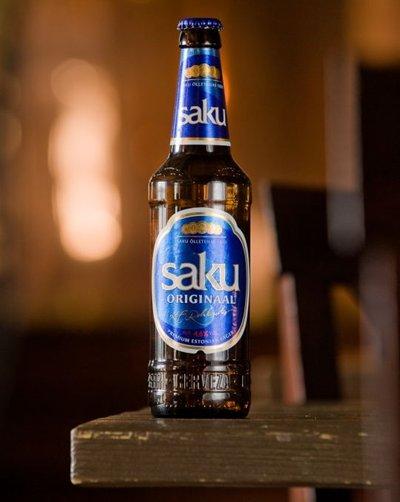 saku olut Viro