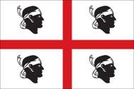 Sardinian lippu