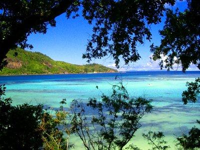 kuva Seychellien tasavalta Anse Source d'Argent hiekkaranta La Digue Seychellit