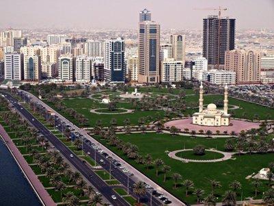 kuva Sharjah Yhdistyneet arabiemiirikunnat loma matka