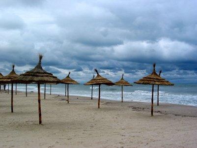 kuva Sousse Tunisia hiekkaranta loma matka