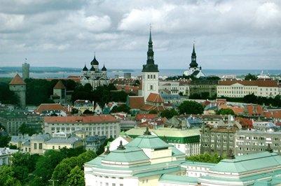 kuva Tallinna Viro laivaloma matka