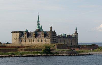 kuva kronborgin linna juutinrauma helsingor tanska