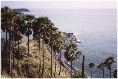 Laem Promthep niemi kuva Phuket Thaimaa loma matka