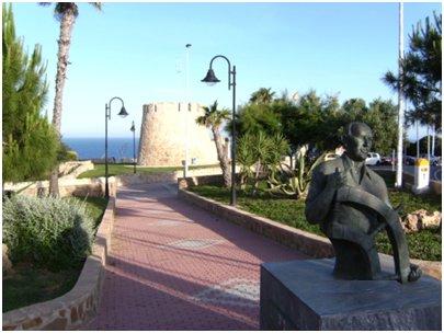 kuva Espanjan loma Torreviejan matka